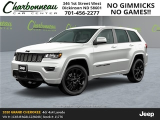 New 2020 Jeep Grand Cherokee ALTITUDE 4X4 Sport Utility For Sale Dickinson ND