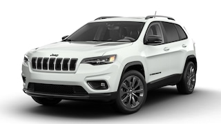 New 2021 Jeep Cherokee 80TH ANNIVERSARY 4X4 Sport Utility For Sale Dickinson ND