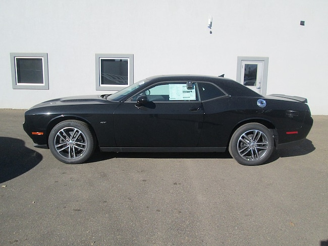 New 2018 Dodge Challenger GT ALL-WHEEL DRIVE Coupe For Sale/Lease Dickinson, ND