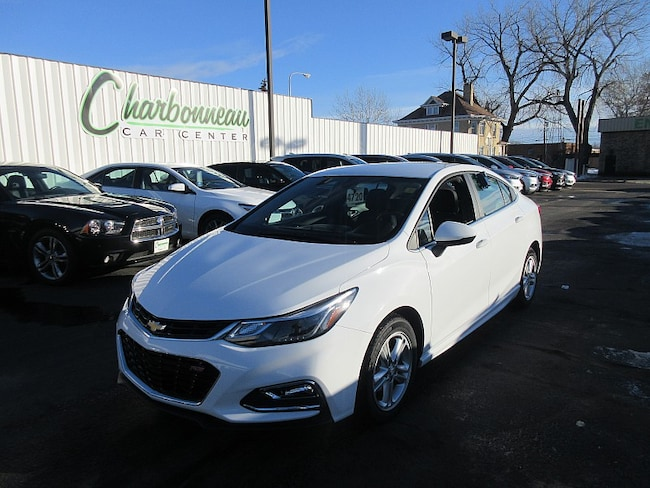 Used 2017 Chevrolet Cruze LT Auto Sedan For Sale Dickinson ND
