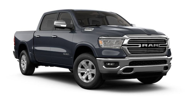 New 2019 Ram 1500 LARAMIE CREW CAB 4X4 5'7 BOX Crew Cab For Sale/Lease Dickinson, ND