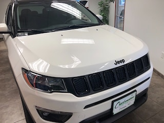 New 2019 Jeep Compass ALTITUDE 4X4 Sport Utility For Sale Dickinson ND