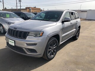 New 2019 Jeep Grand Cherokee HIGH ALTITUDE 4X4 Sport Utility For Sale Dickinson ND