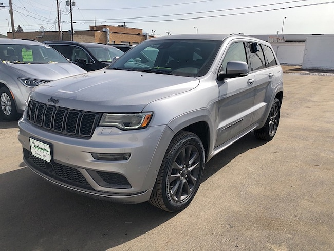 New 2019 Jeep Grand Cherokee HIGH ALTITUDE 4X4 Sport Utility For Sale/Lease Dickinson, ND