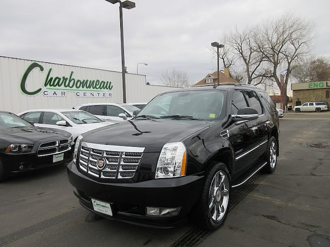 Used 2014 CADILLAC Escalade Luxury SUV For Sale Dickinson ND