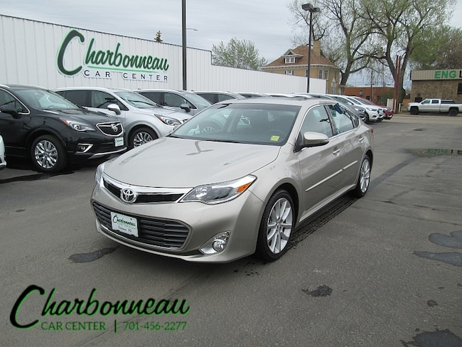 2015 Toyota Avalon For Sale >> Used 2015 Toyota Avalon For Sale Dickinson Nd Vin 4t1bk1ebxfu147846