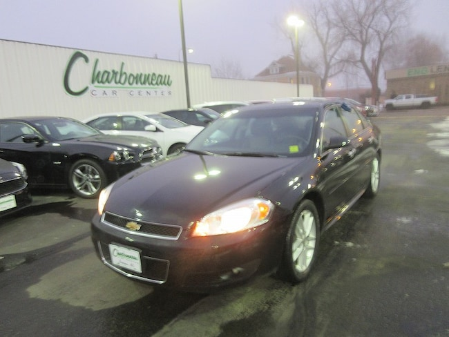 Used 2015 Chevrolet Impala Limited LTZ Sedan For Sale Dickinson ND
