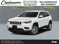 2020 Jeep Cherokee TRAILHAWK ELITE 4X4 Sport Utility