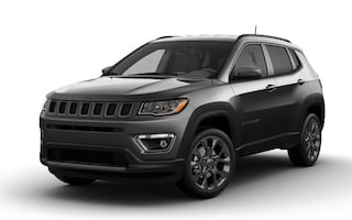 New 2021 Jeep Compass 80TH ANNIVERSARY 4X4 Sport Utility For Sale Dickinson ND