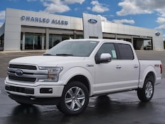 2019 Ford F-150 Platinum Truck SuperCrew Cab