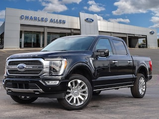 2021 Ford F-150 Limited Truck SuperCrew Cab