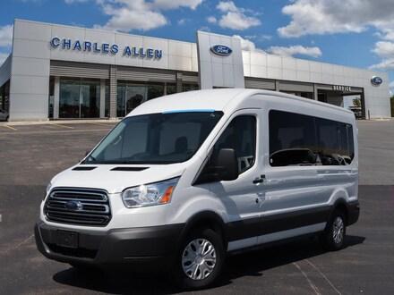 2018 Ford Transit-350 350 XLT Wagon