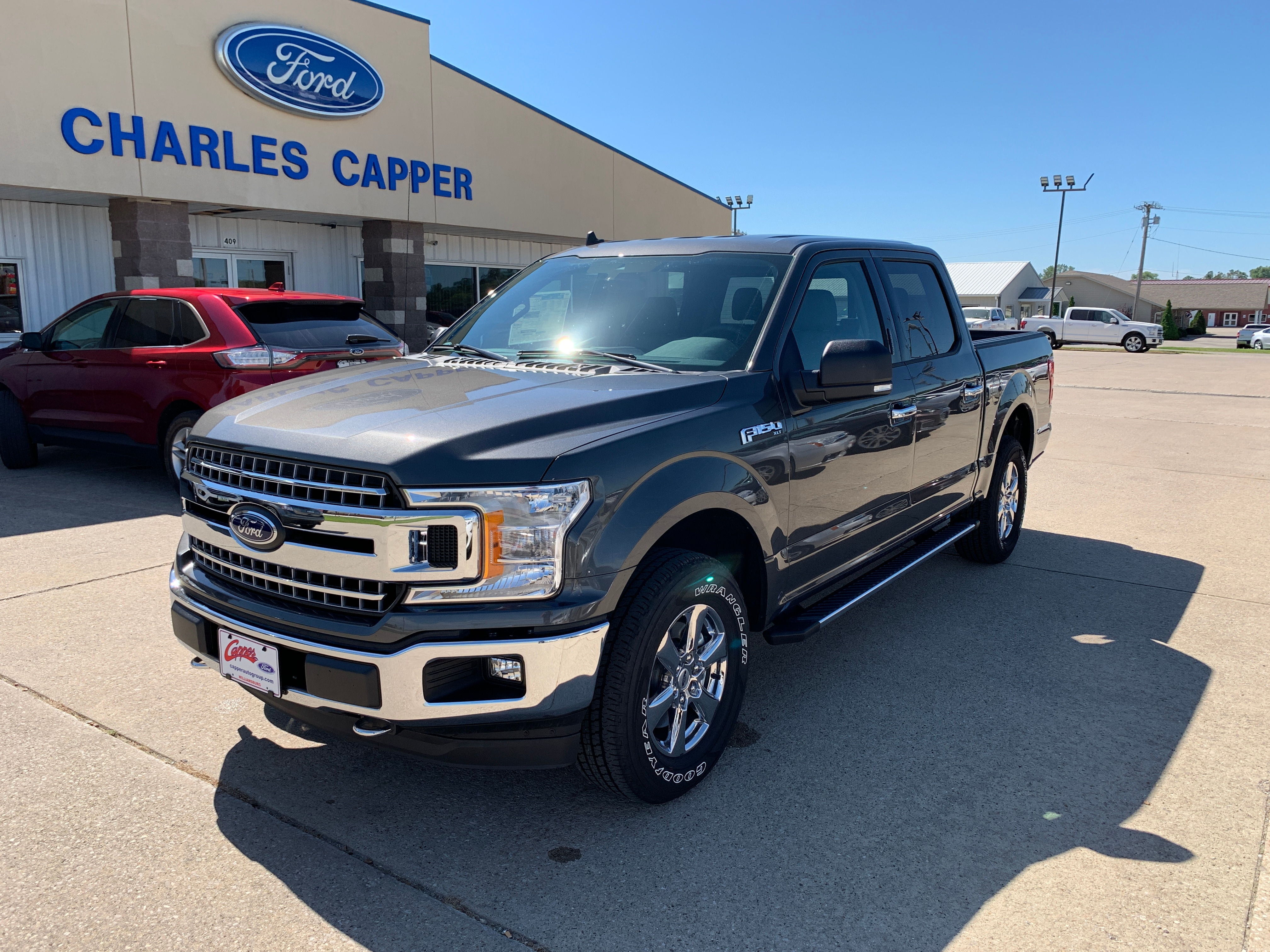 2019 Ford F-150 Crew