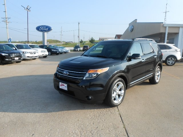 2014 Ford Explorer Limited FWD  Limited