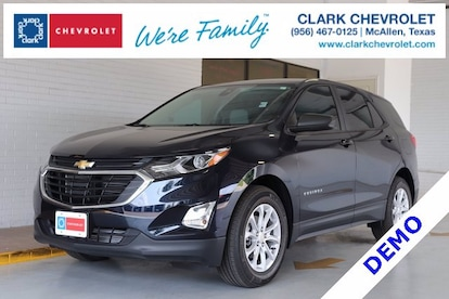 New 2020 Chevrolet Equinox For Sale At Charles Clark Chevrolet Co Vin 3gnaxhev5ls733040