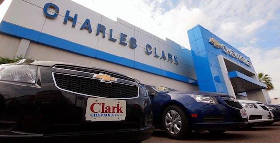 Contact Clark Chevrolet Of Mcallen Charles Clark Chevrolet Co