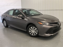New 2019 Toyota Camry Hybrid LE Sedan in Austin, TX