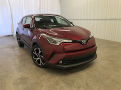 New 2019 Toyota C-HR Limited SUV in Austin, TX