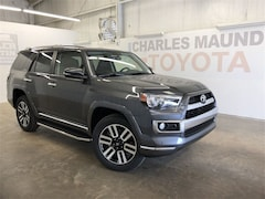 New 2019 Toyota 4Runner Limited SUV in Austin, TX