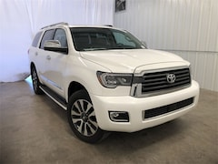 New 2018 Toyota Sequoia Limited Special Edition SUV in Austin, TX