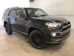 New 2019 Toyota 4Runner Limited Nightshade SUV in Austin, TX