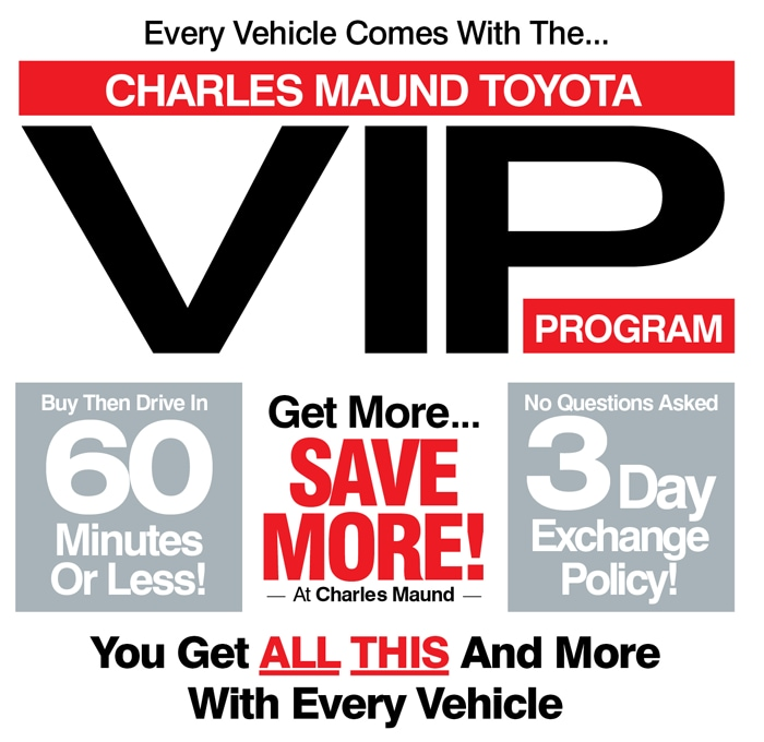 Superb Charles Maund Toyota | Austin TX Toyota Dealer | Extra VIP Package | Toyota  Specials