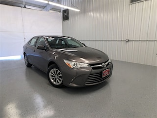 Certified 2017 Toyota Camry LE Sedan in Austin, TX