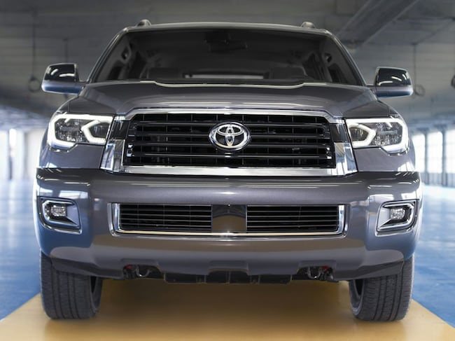 2018 Toyota Sequoia Limited Special Edition SUV