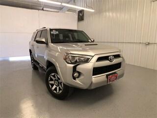 Certified 2018 Toyota 4Runner TRD Off-Road SUV in Austin, TX