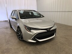 New 2019 Toyota Corolla Hatchback XSE Hatchback in Austin, TX