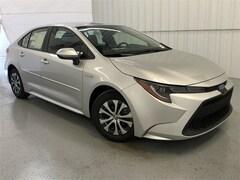 New 2020 Toyota Corolla Hybrid LE Sedan in Austin, TX
