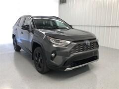 New 2019 Toyota RAV4 Hybrid XSE SUV in Austin, TX