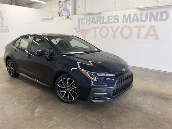 New 2020 Toyota Corolla For Sale at Charles Maund Toyota