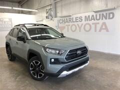 New 2019 Toyota RAV4 Adventure SUV in Austin, TX
