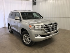 New 2019 Toyota Land Cruiser V8 SUV in Austin, TX