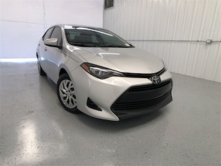 Used 2017 Toyota Corolla LE Sedan in Austin, TX