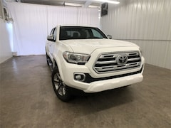 New 2019 Toyota Tacoma Limited V6 Truck Double Cab in Austin, TX
