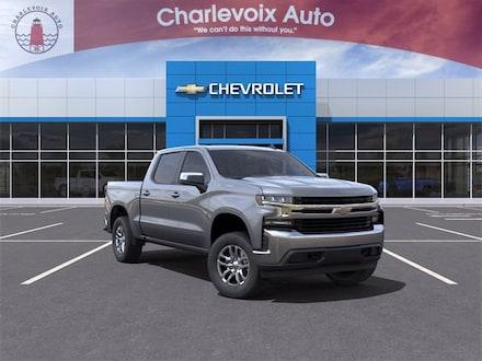 2021 Chevrolet Silverado 1500 LT (2FL) Truck