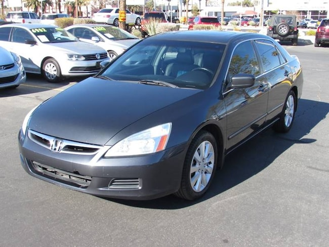 2006 Honda Accord 3.0 EX w/Auto Sedan