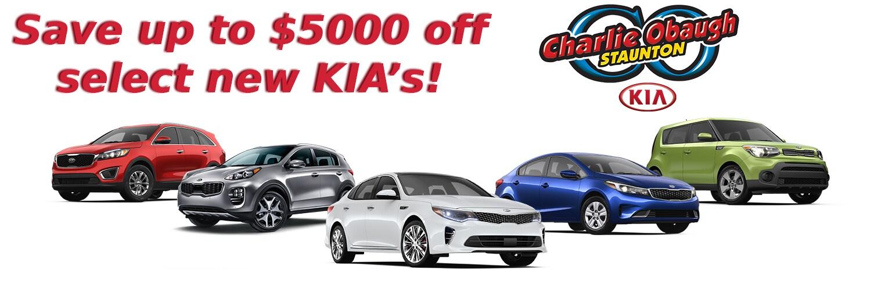 Kia Dealership In Staunton Serving Waynesboro, Harrisonburg ...