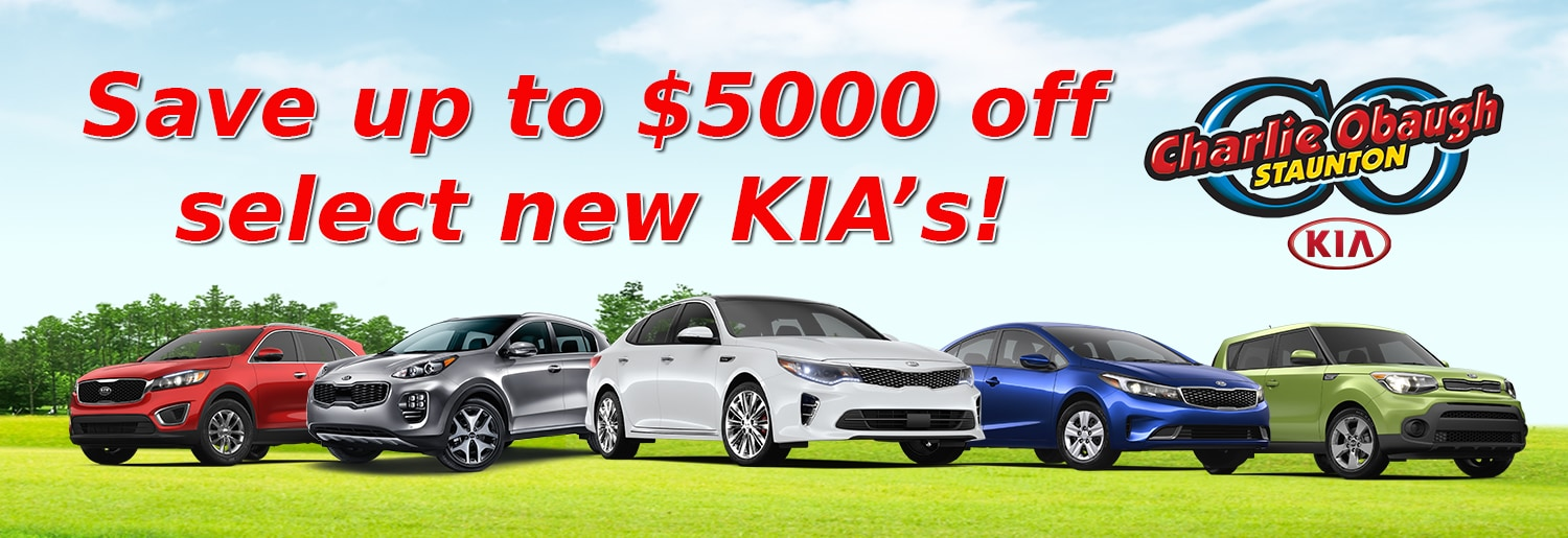 Kia Dealership In Staunton Serving Waynesboro, Harrisonburg ...