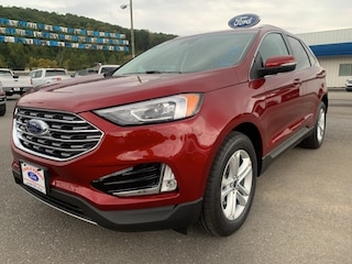 2019 Ford Edge SEL Synthetic Leather, Hands Free Liftgate, Blueto SUV