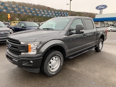 2018 Ford F-150 XL Crew Cab, 4WD, FX4, Max Trailer Tow, All Power Truck SuperCrew Cab