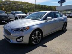 2020 Ford Fusion Titanium Adaptive Cruise, Lane Keeping, BLIS Sedan
