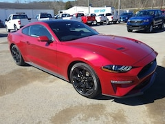 2020 Ford Mustang Ecoboost Black Accent Package Coupe