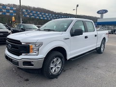 2019 Ford F-150 XL Crew Cab, 4WD, FX4, Max Trailer Tow, All Power, Truck SuperCrew Cab