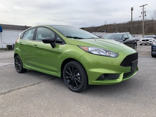 2019 Ford Fiesta ST Line, Automatic, Power Moon Roof, Black Wheels Hatchback