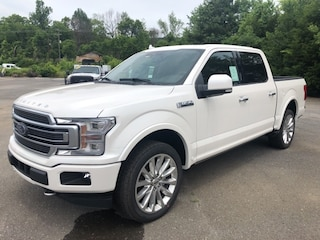 2019 Ford F-150 Limited Crew Cab, 4WD, High Output 3.5L EcoBoost, Truck SuperCrew Cab