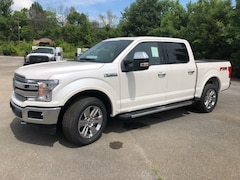 2019 Ford F-150 Lariat Crew Cab, 4WD, Navigation, Tow Mirrors, Max Truck SuperCrew Cab