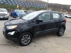 2020 Ford EcoSport S Automatic, Keyless Entry Keypad, Bluetooth SUV